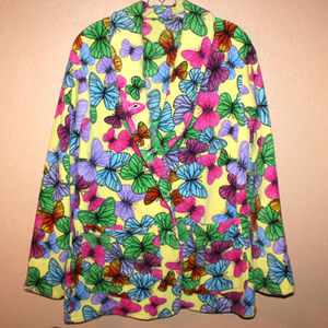 Sweaters - Butterfly House Sweater / Robe